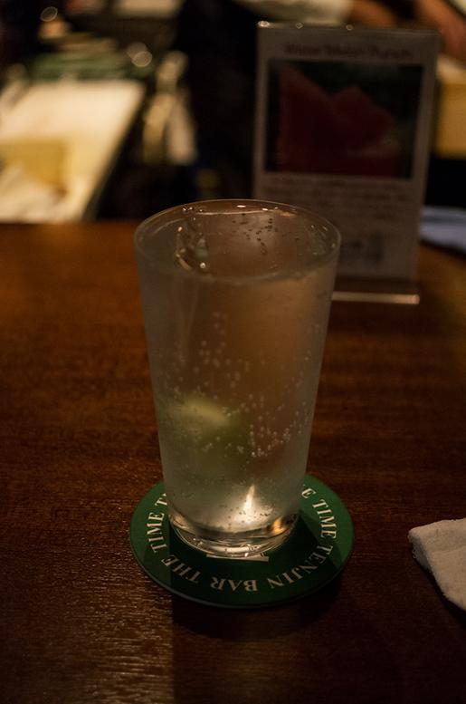 Bar THE TIME 天神 ジンリッキー.jpg
